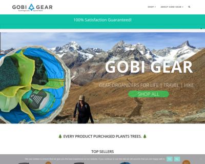 Screenshot of http://gobigear.com/