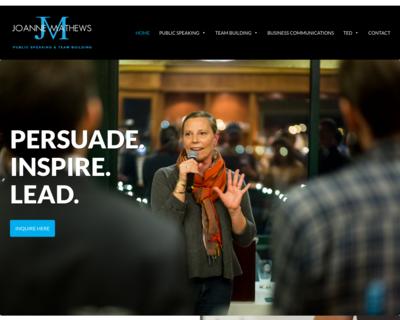 Screenshot of http://jmathewsconsulting.com/