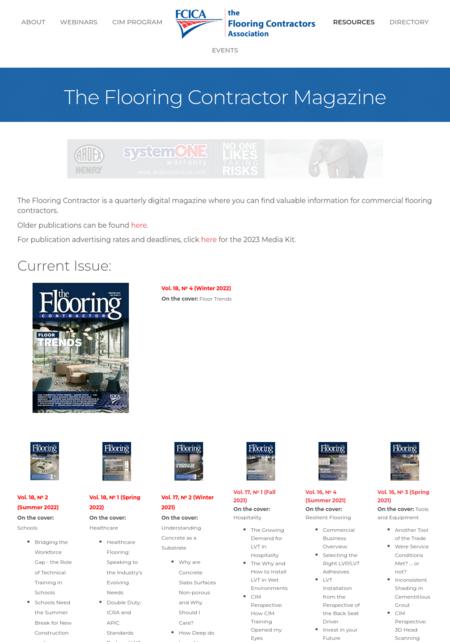 the Flooring Contractor
