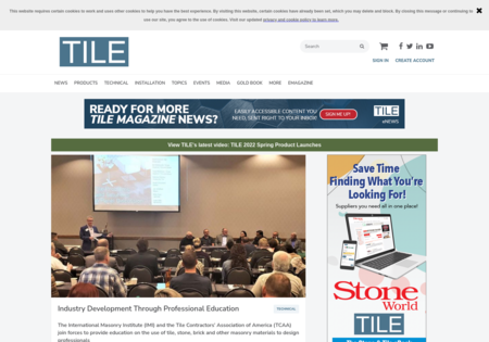 TILE Magazine