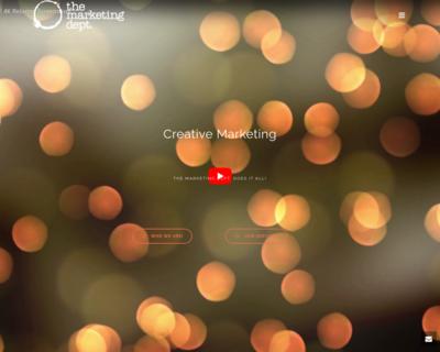 Screenshot of http://www.marketingdept.net/