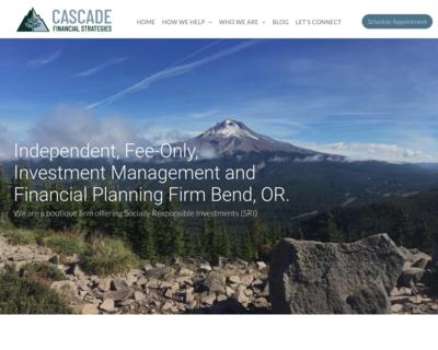 Screenshot of http://www.cascadefs.com/