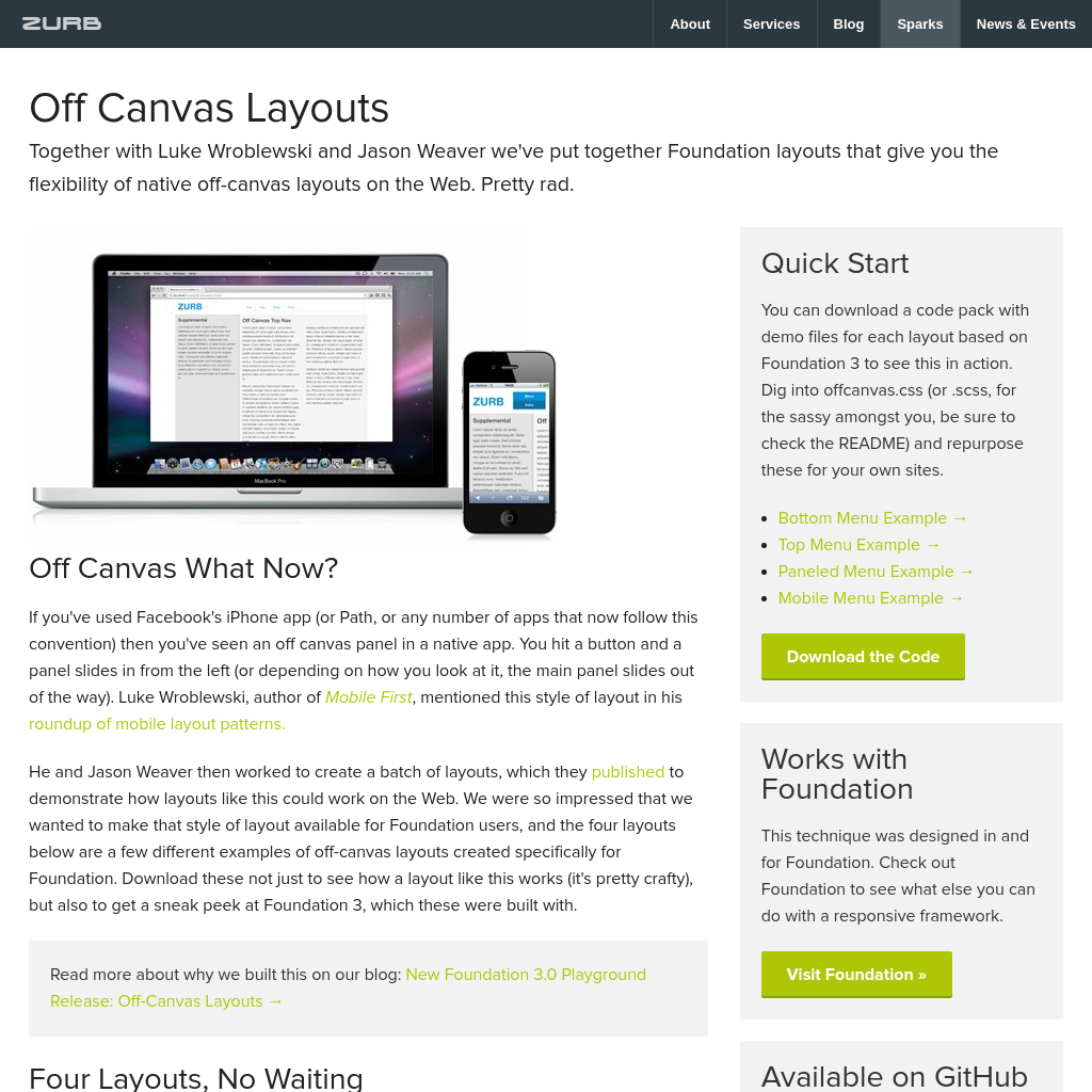 Resources for responsive web design / philoye / Guideshelf