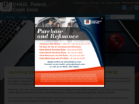 U Haul Federal Credit Union Login Online Bill Payment And Customer