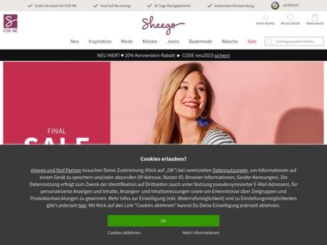 www sheego de sale