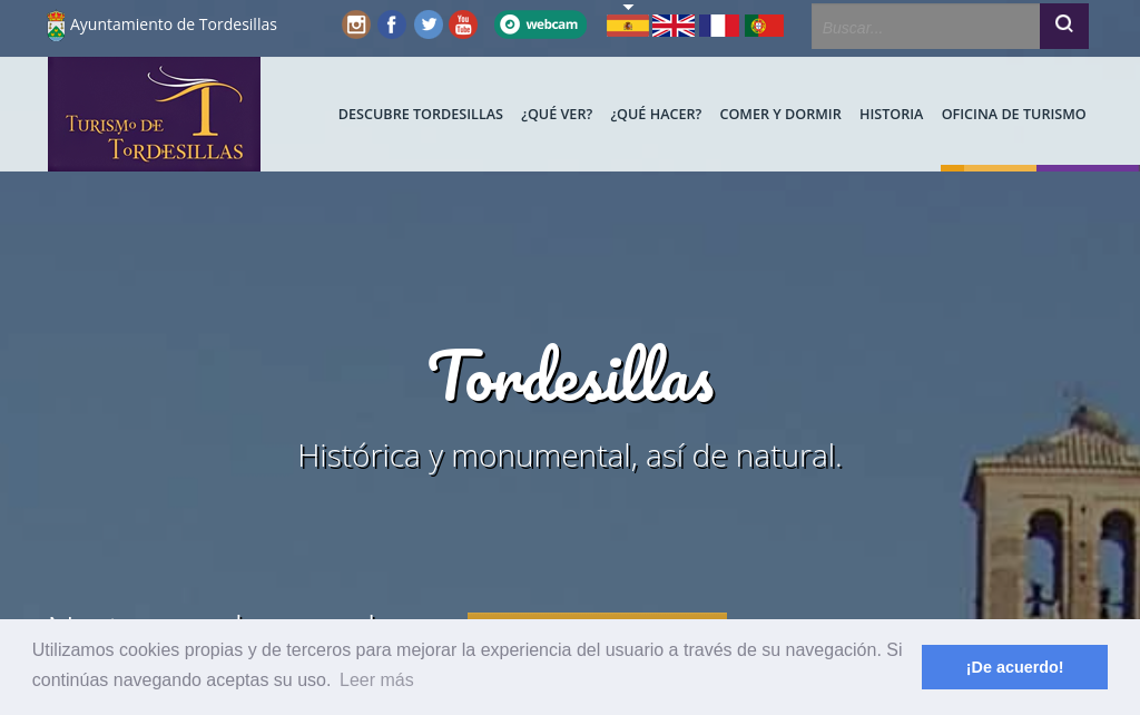 Tordesillas | panoramablick.com