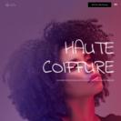Haute Coiffure by Zahra