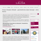 COIFFEUR LAUDA - im neuen Coselpalais