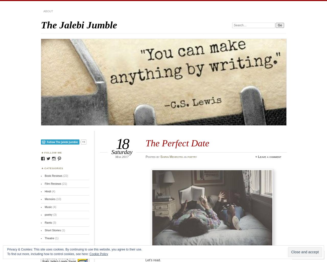 The Jalebi Jumble