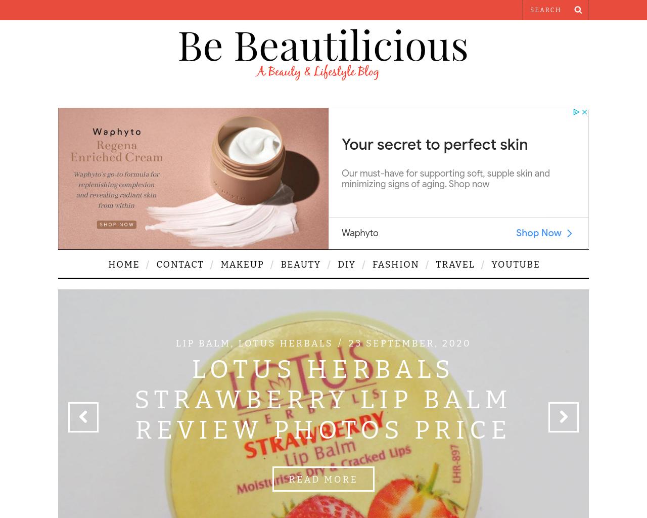 Be Beautilicious