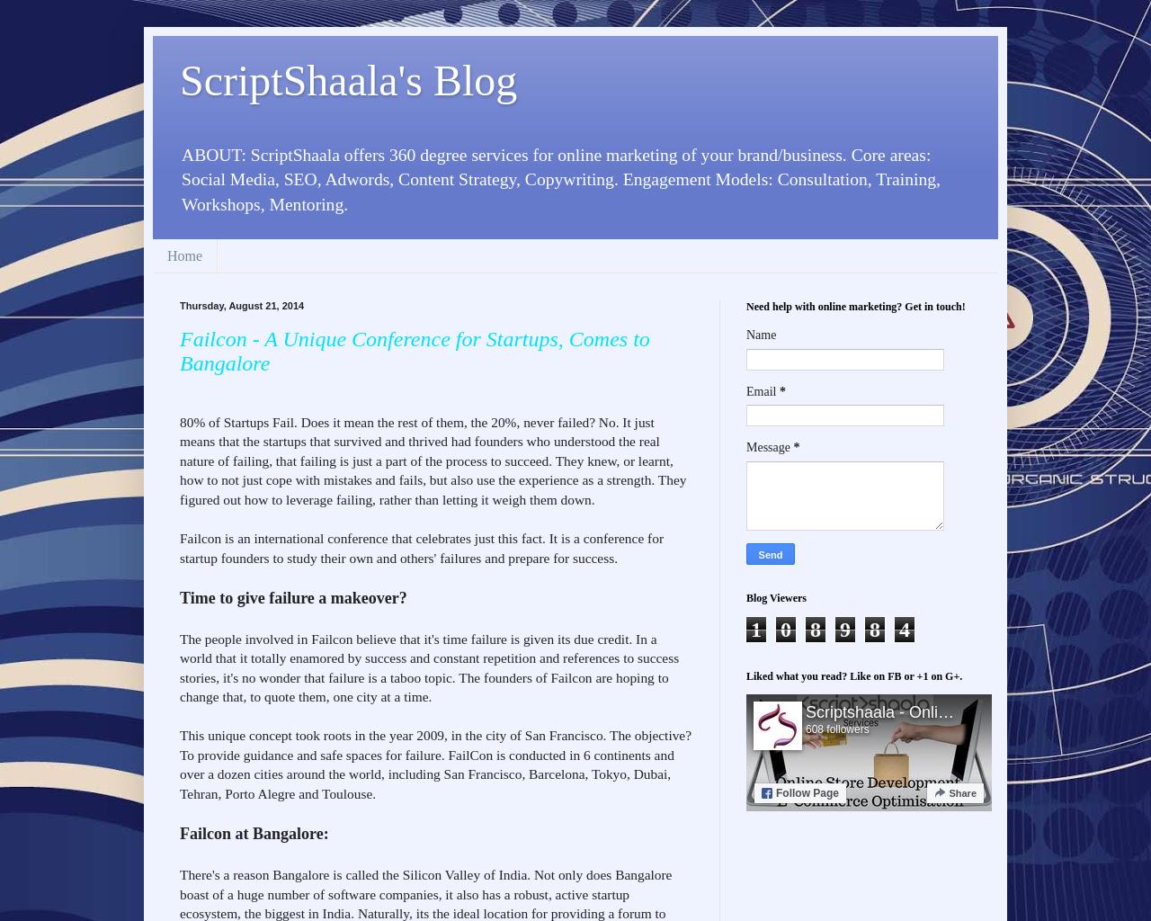 Scriptshaala Writing Services