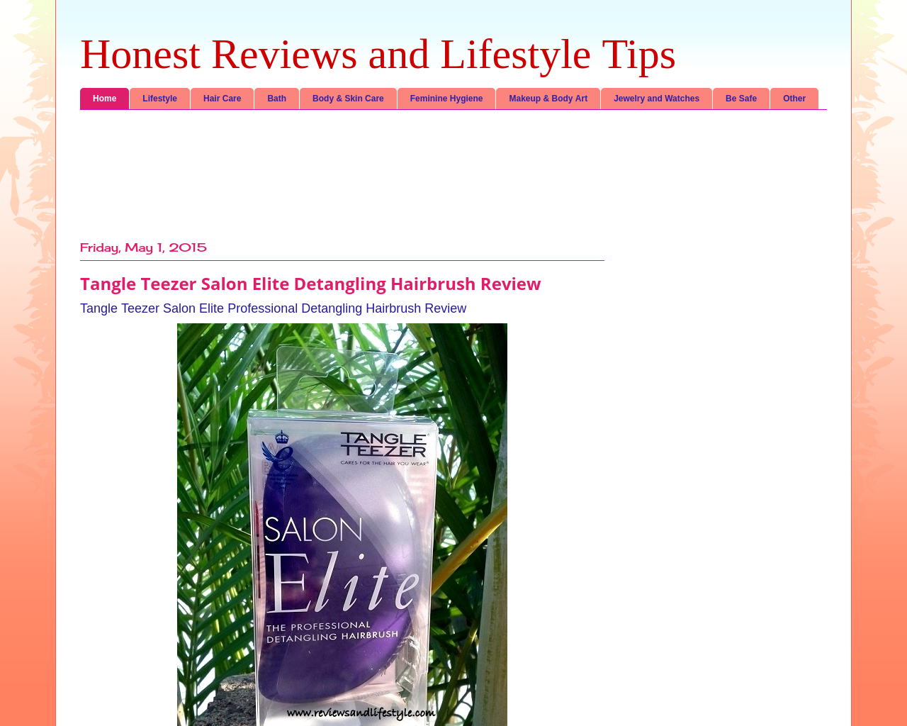 Honest Reviews and Lifestyle Tips