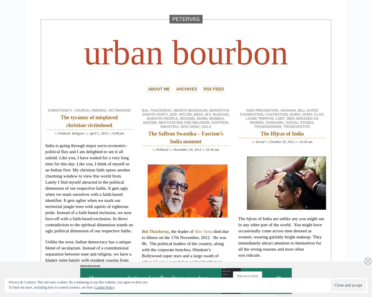 Urban Burbon