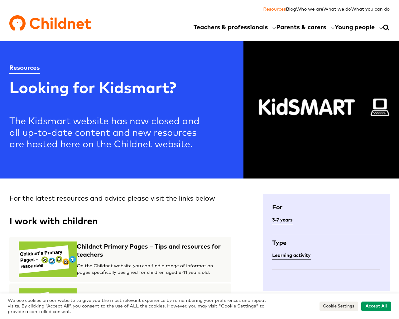 Kids Smart Internet Safety