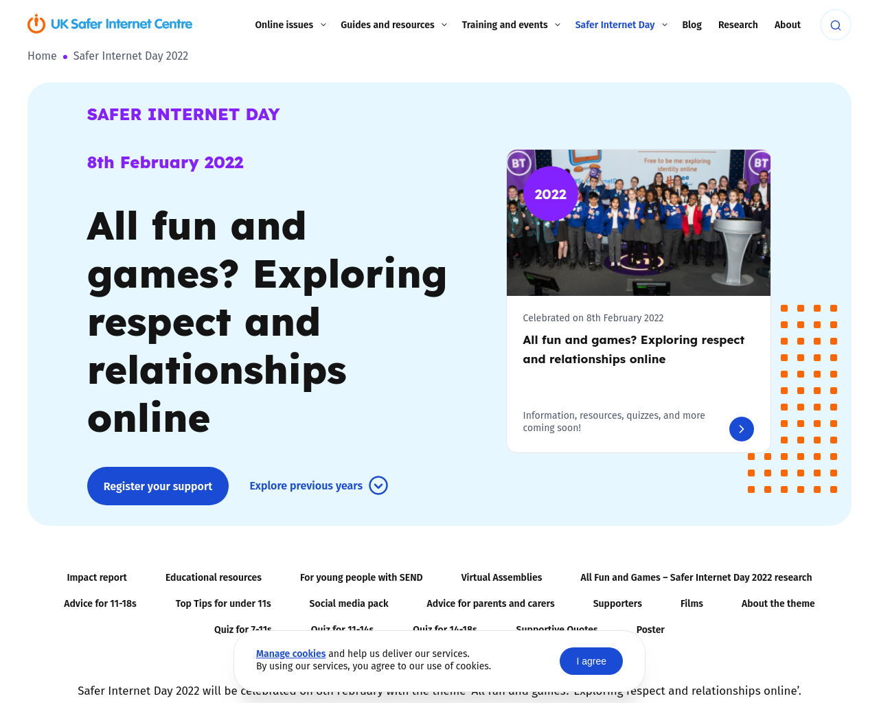 Safer Internet Day 2018 Quiz