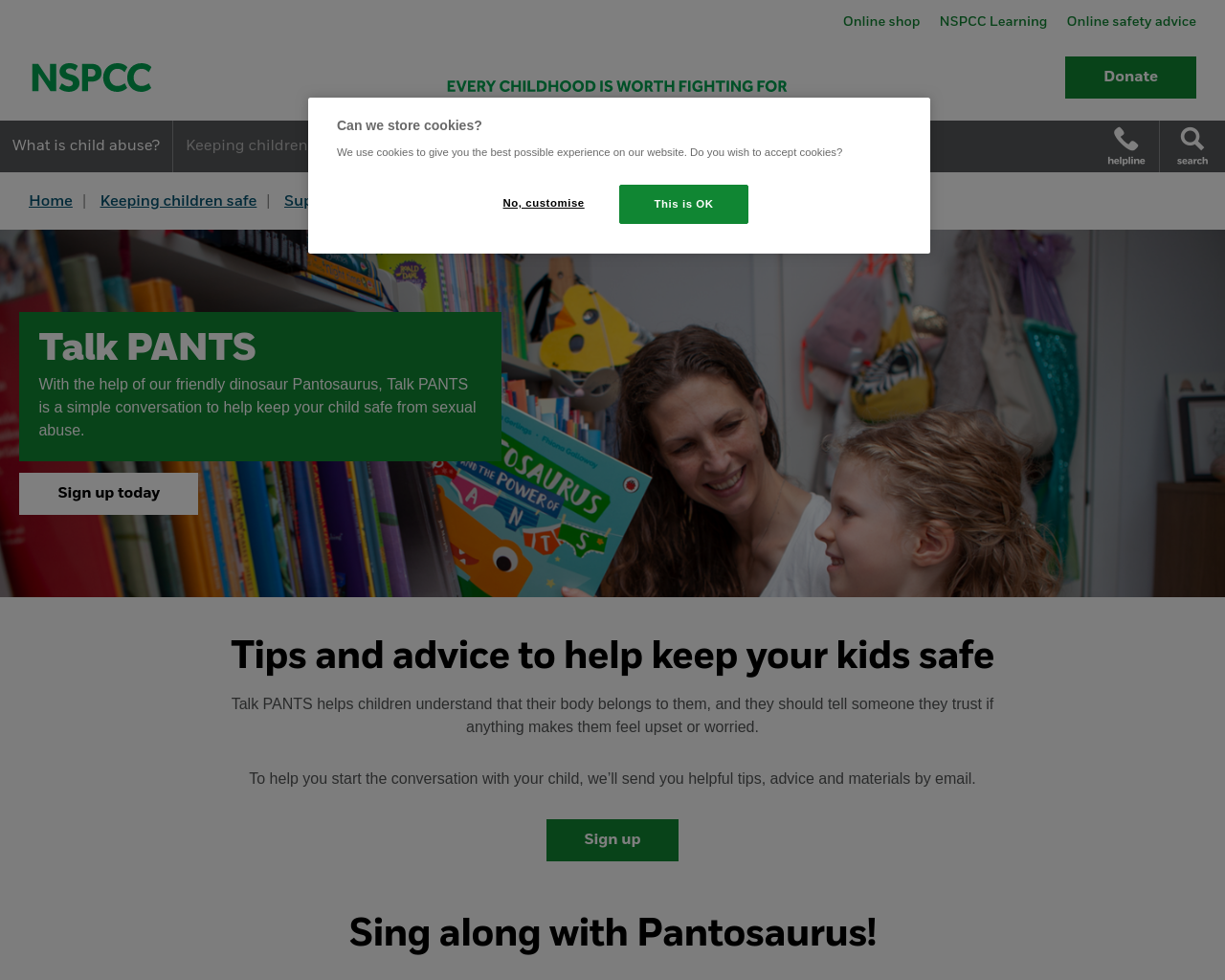 NSPCC Resources