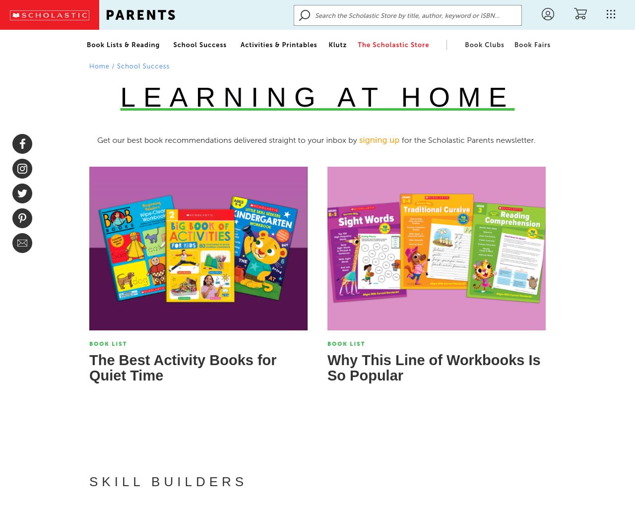 Scholastic Classroom Magazines