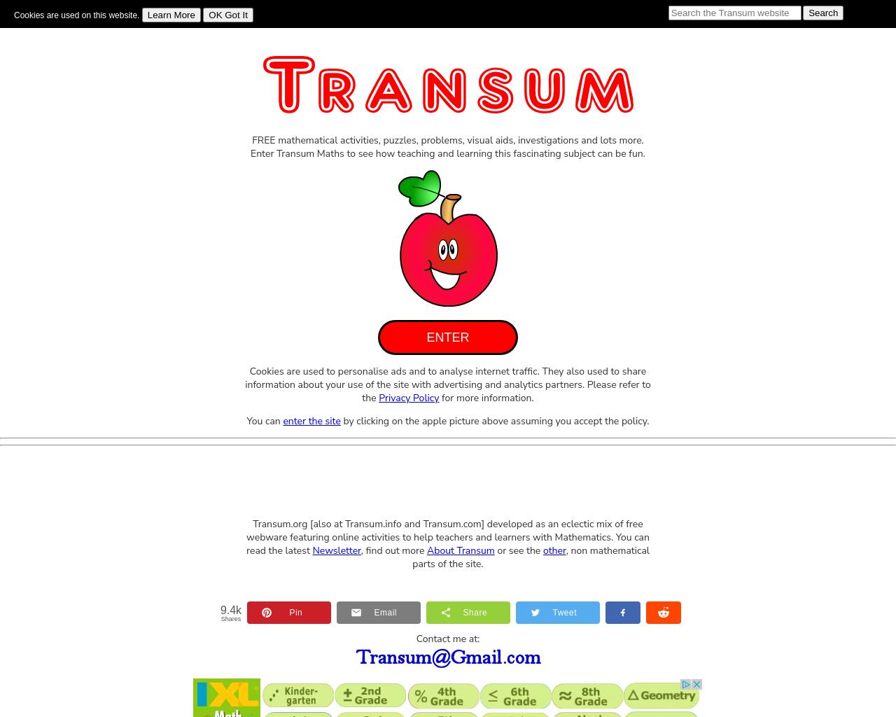 transum.org