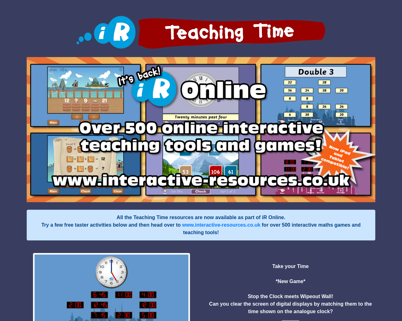 teachingtime.co.uk