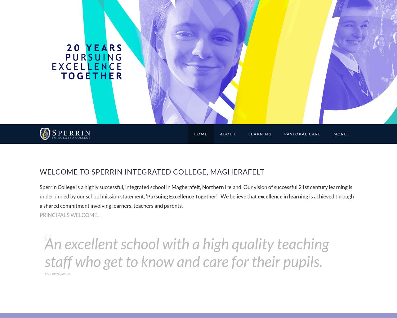Sperrin Integrated College