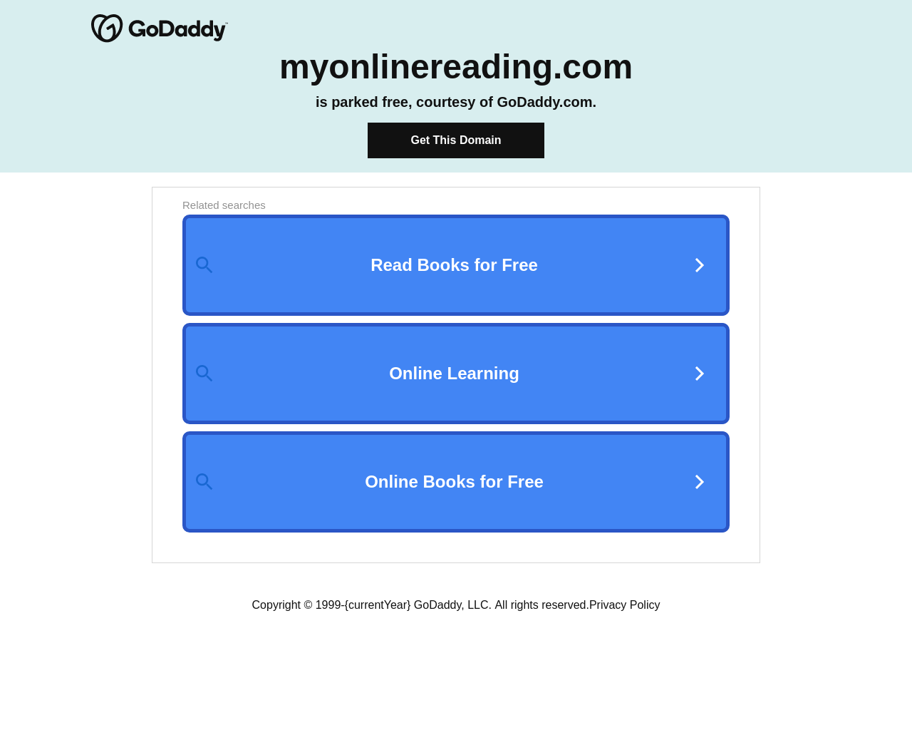 On Line Reading