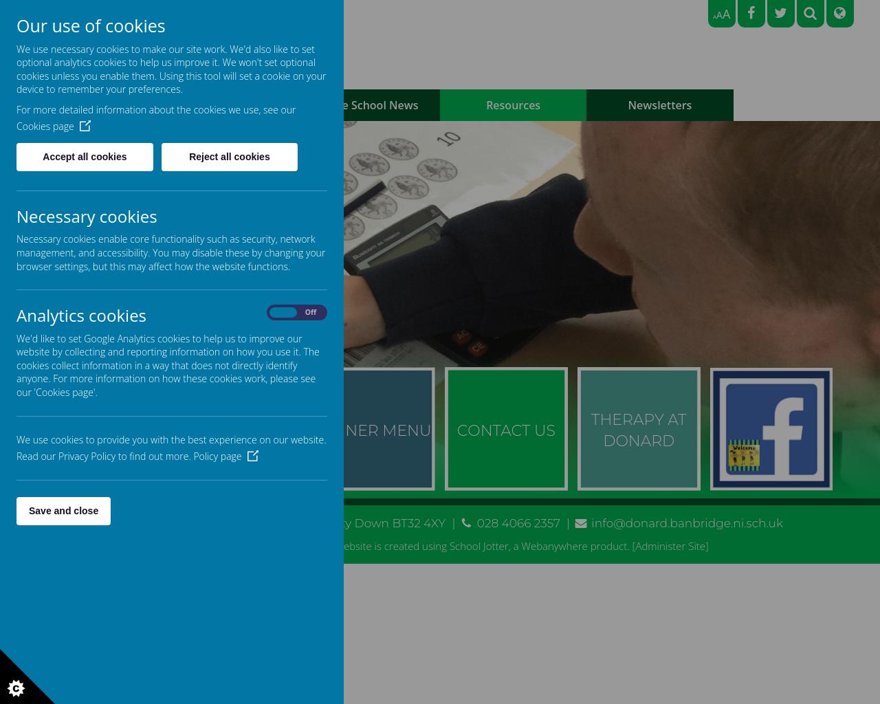 Donard Special School