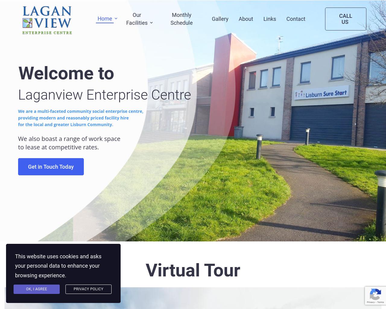 Lagan View Enterprise Centre