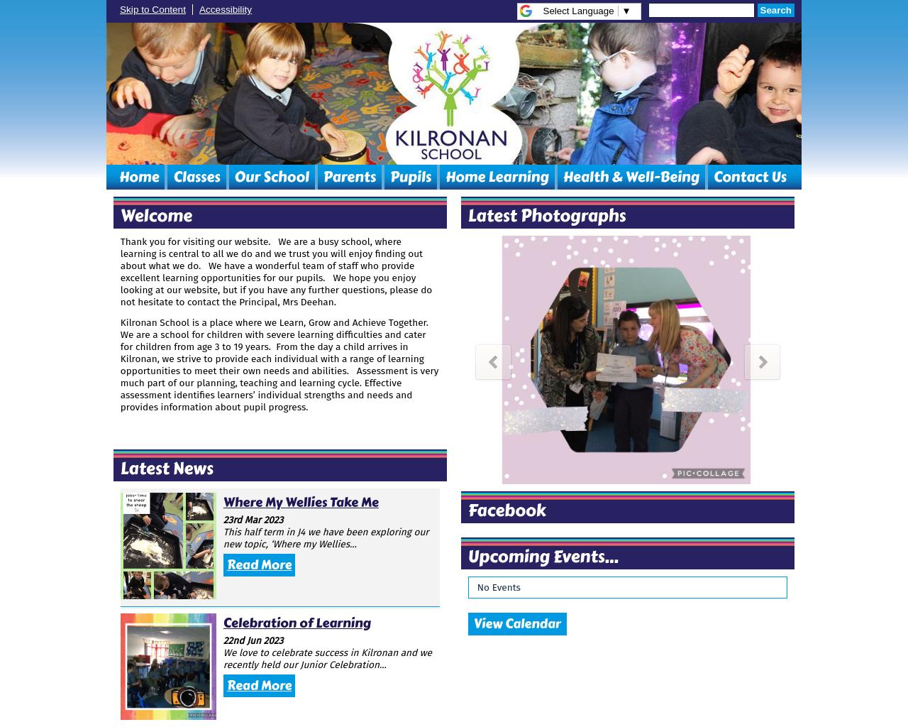 Kilronan Special School