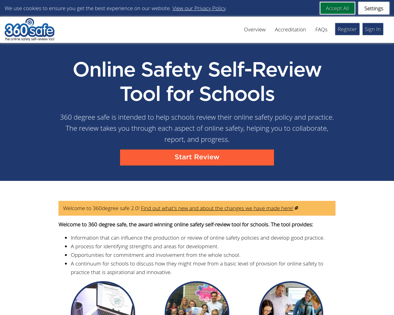 Evaluation Tool Used by School