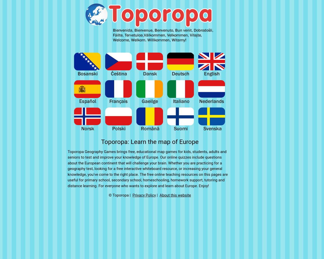 Toporopa