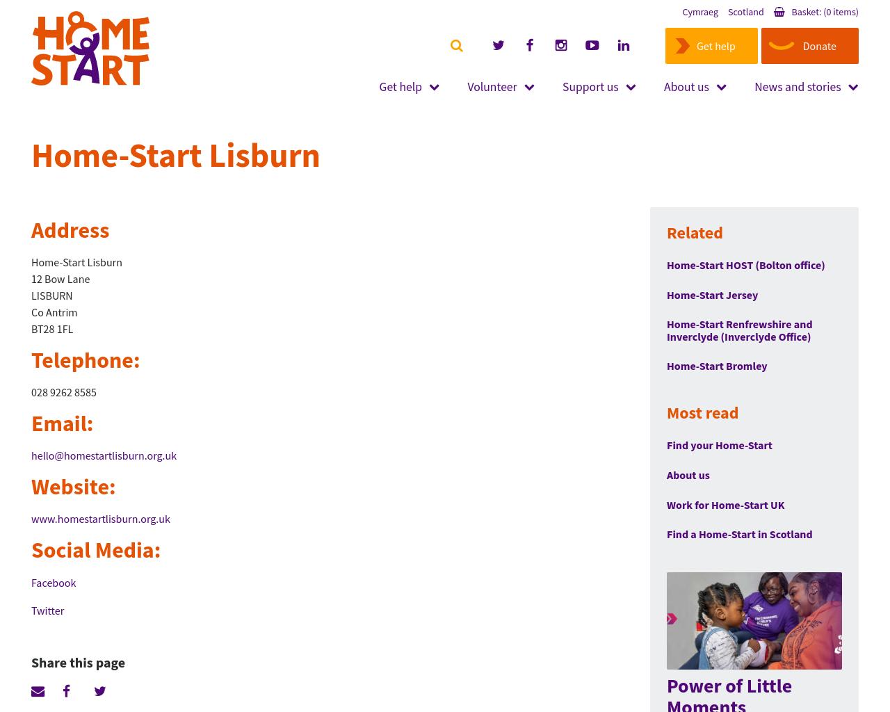 Home-Start Lisburn