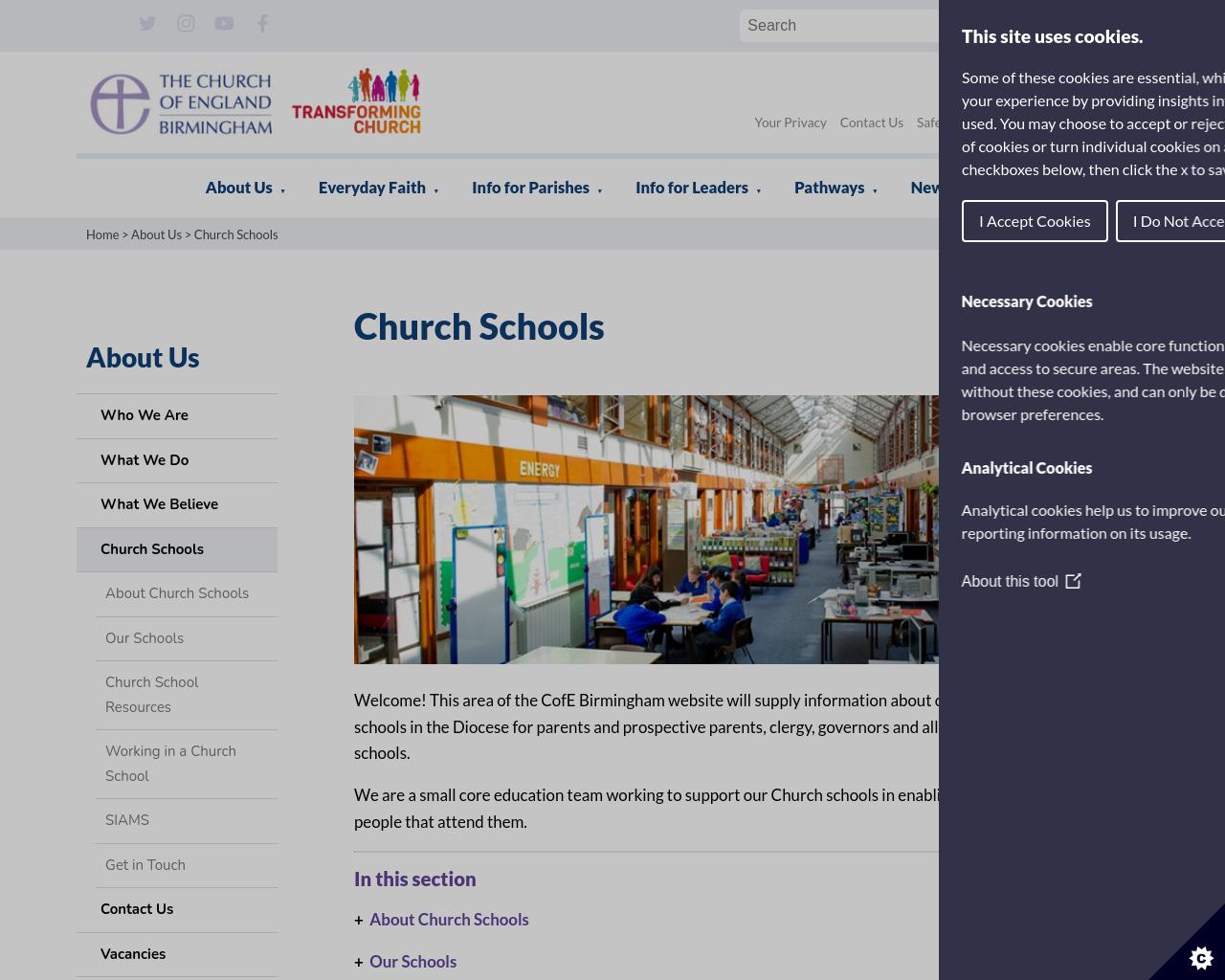 Birmingham Diocese