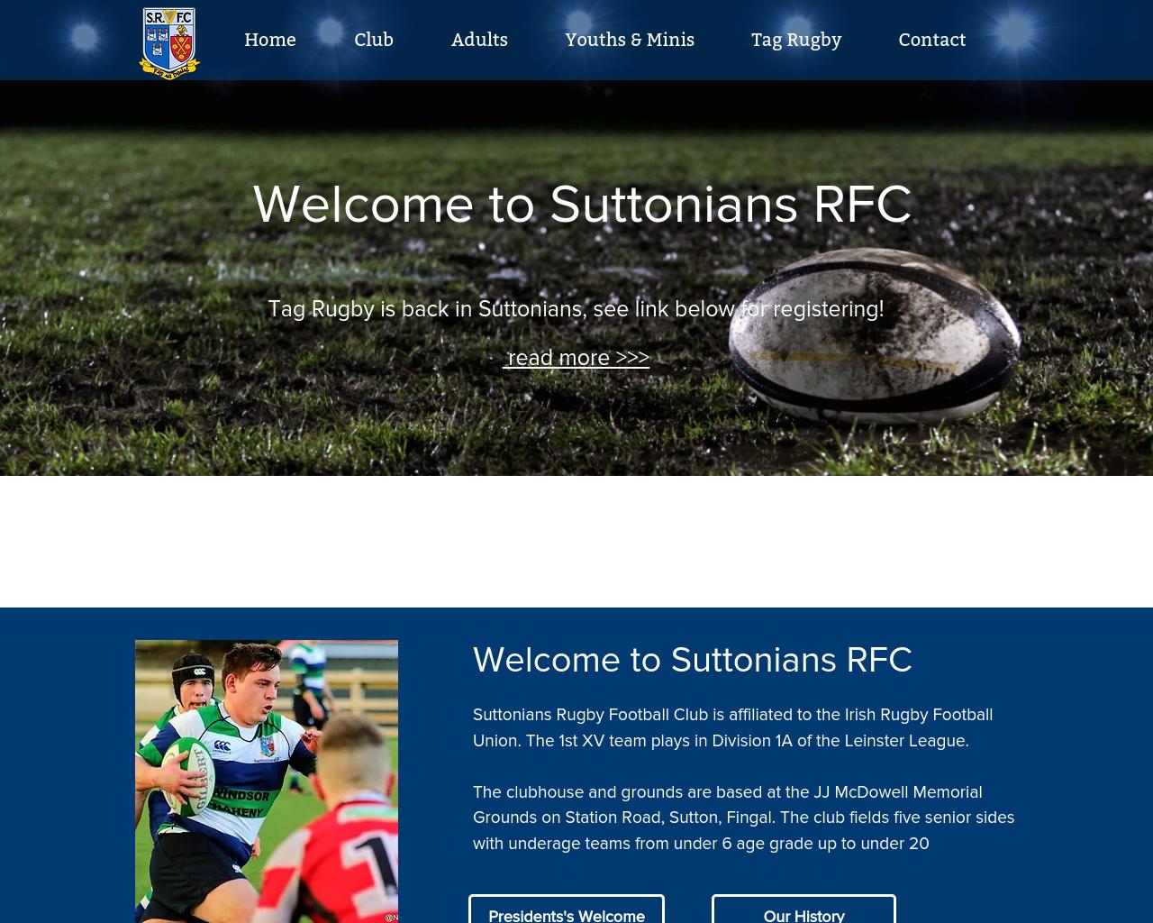 Suttonians RFC