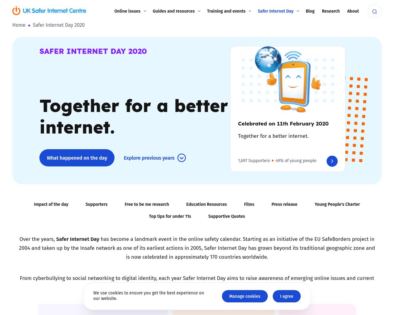 Safer Internet Day Quiz 2020