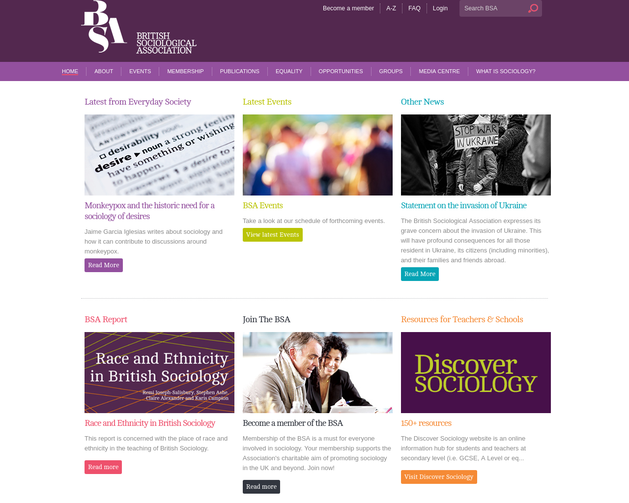 British Sociological Association