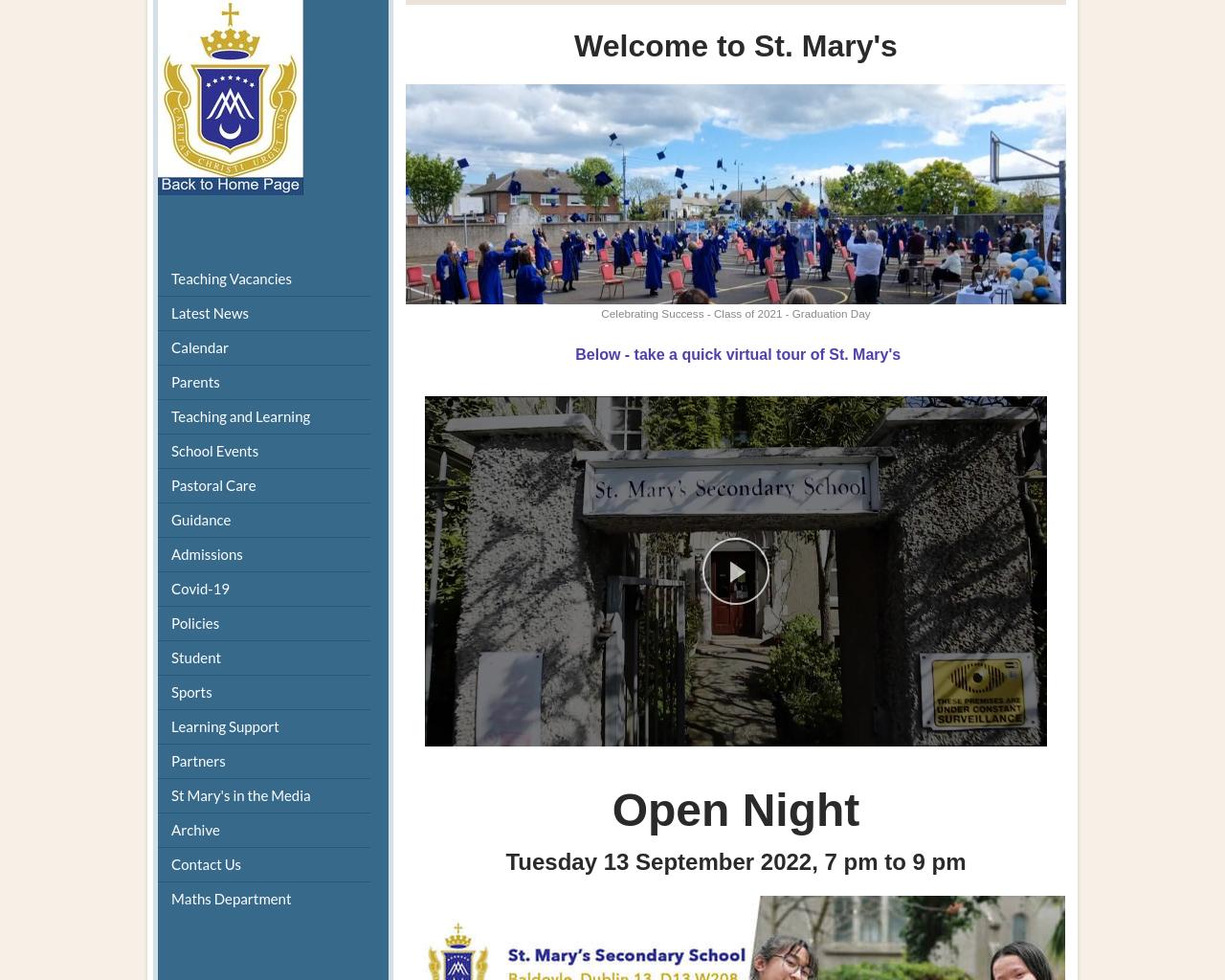 St. Mary's Baldoyle