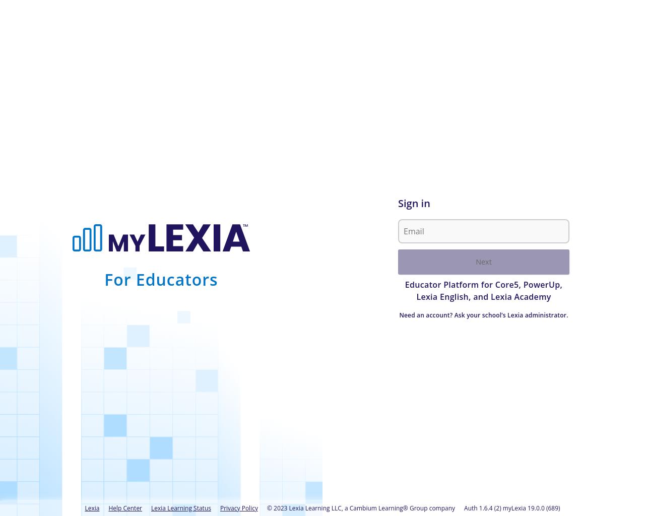 Lexia