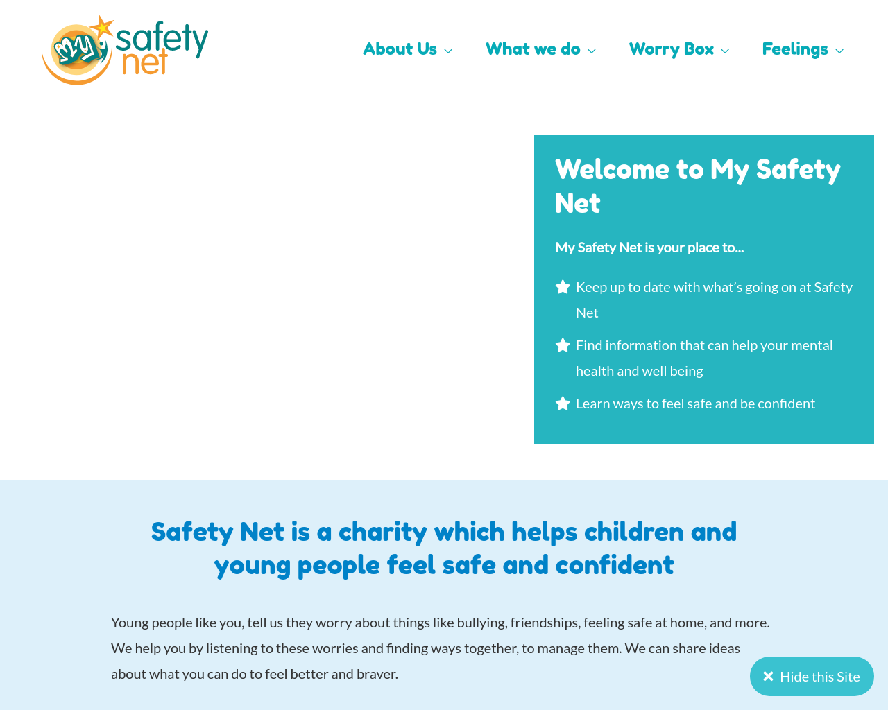 Safety Net Kids