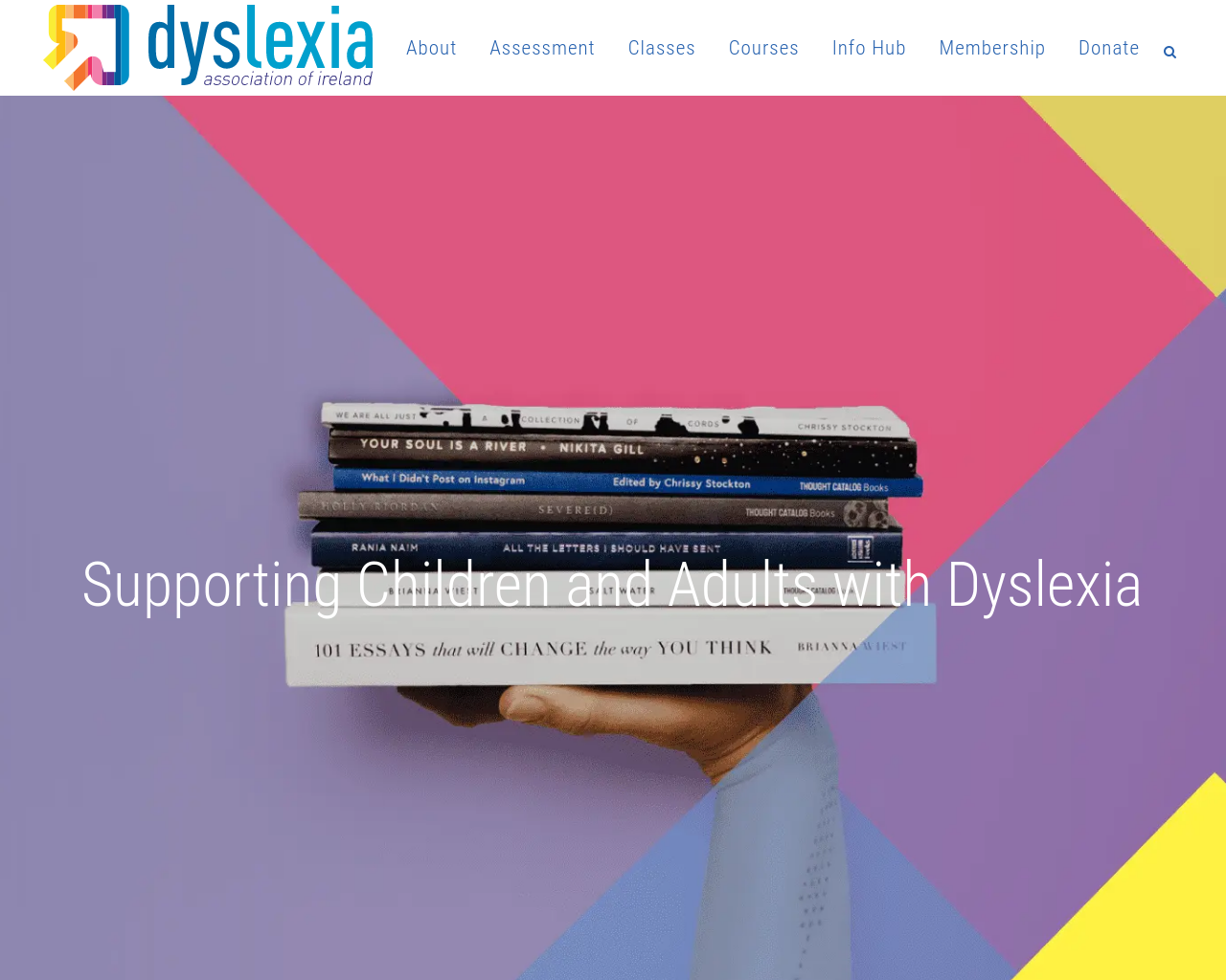 Dyslexia Association of Ireland