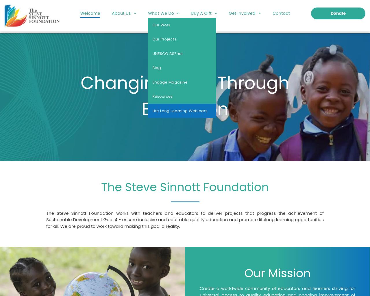 Steve Sinnott Foundation