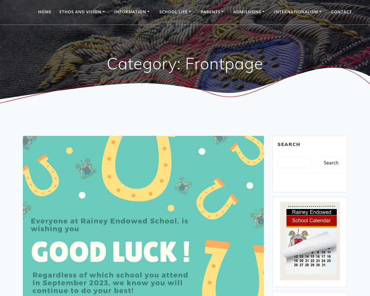 Rainey Endowed School