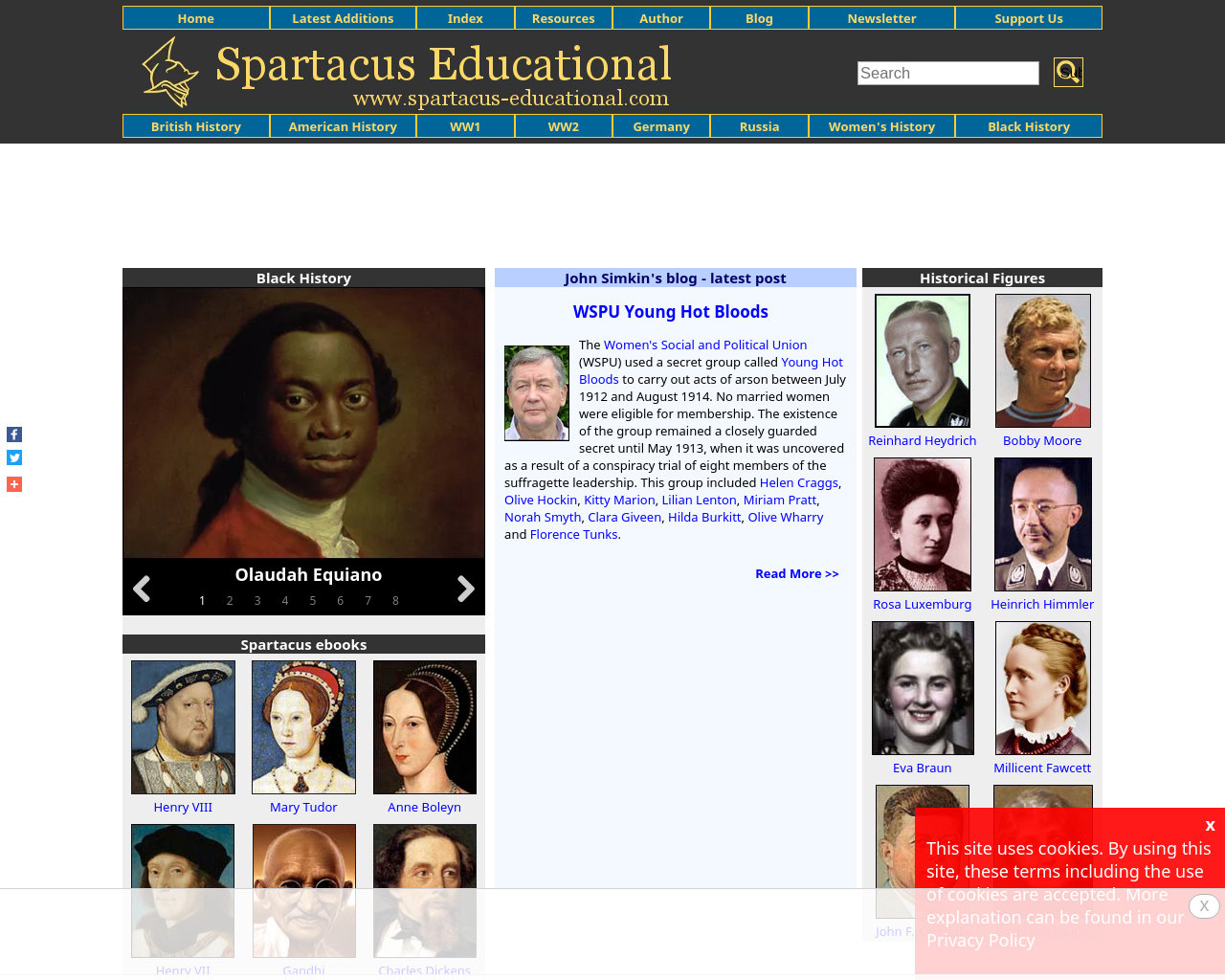 Spartacus Educational