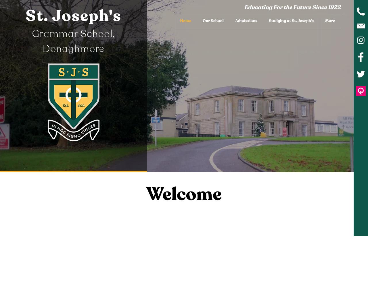 St Joseph's Donaghmore
