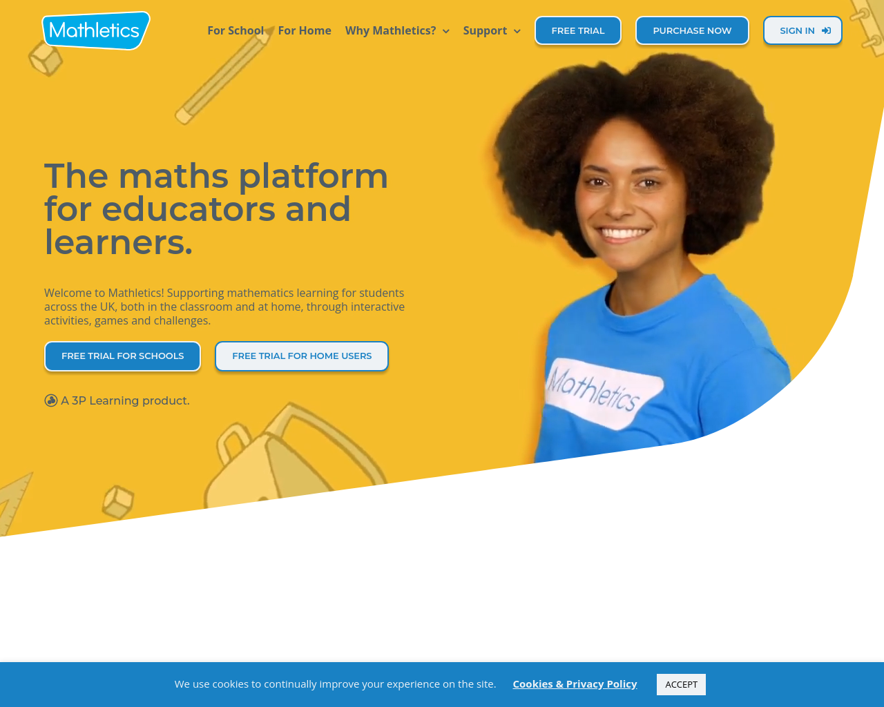 Online Maths for all ages