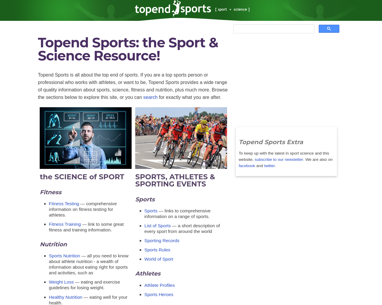Top End Sports