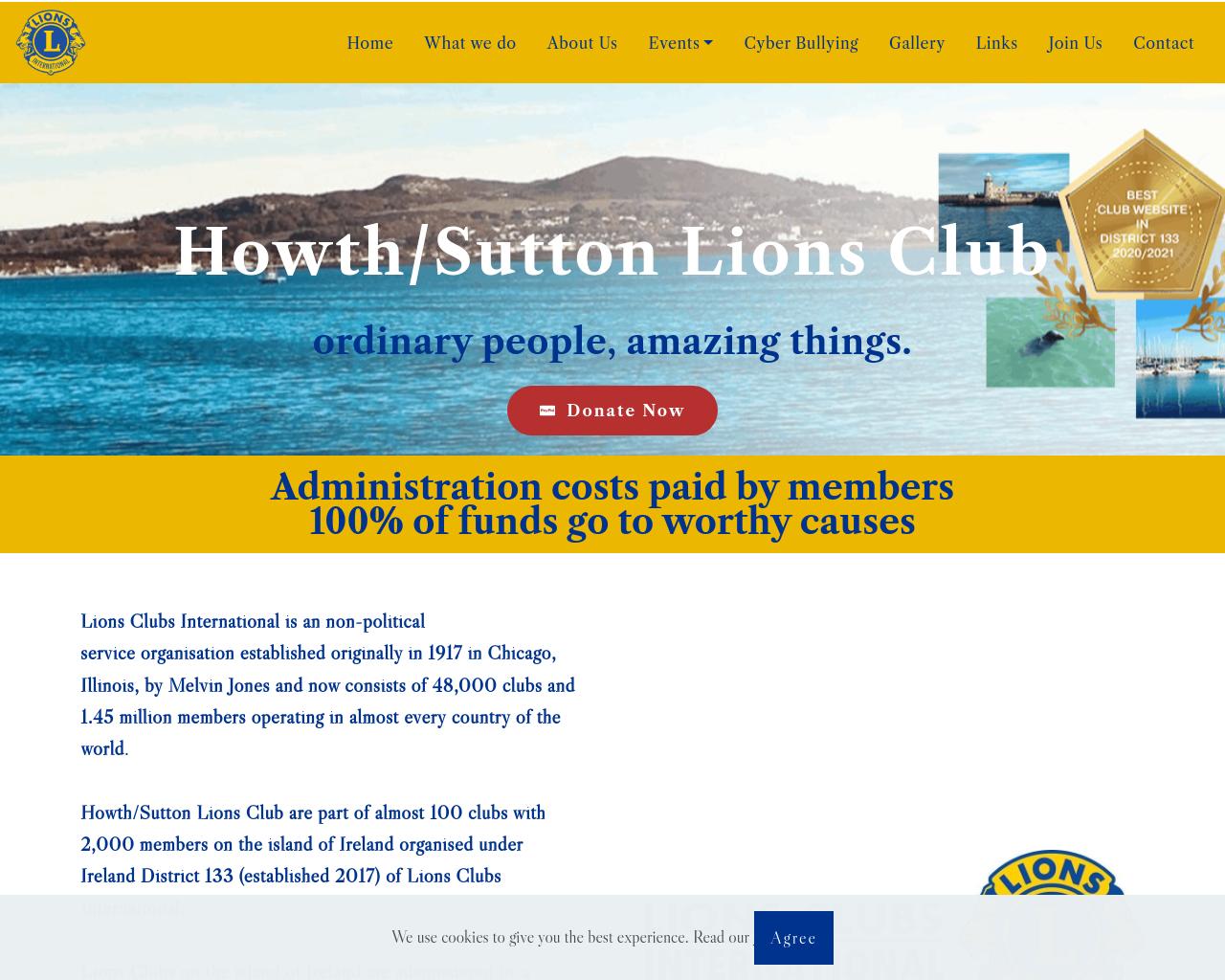 Howth Sutton Lions Club