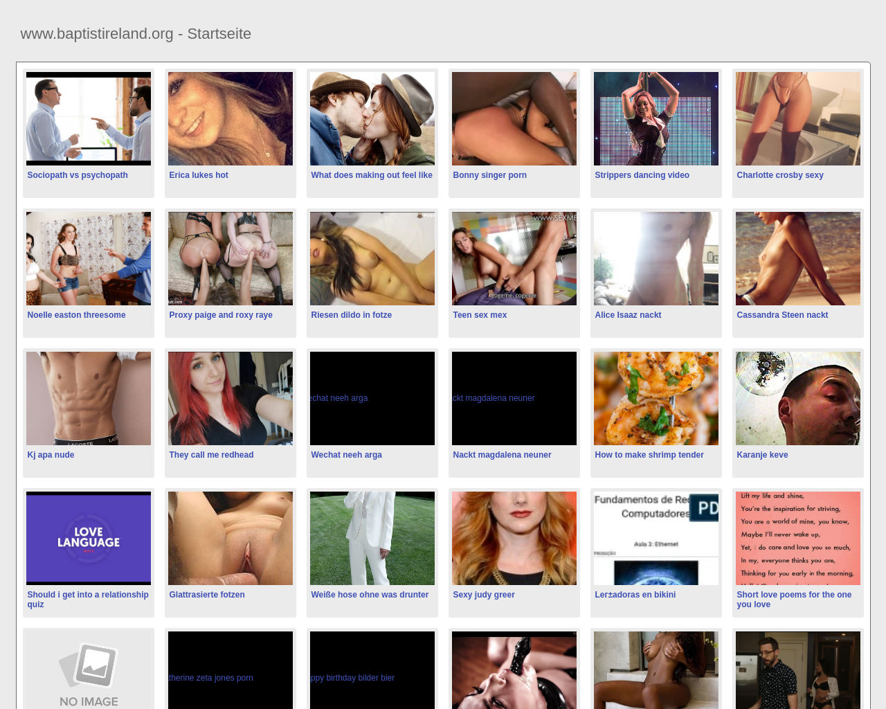 Baptist Ireland