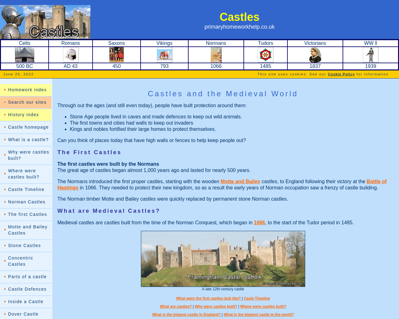 Catles