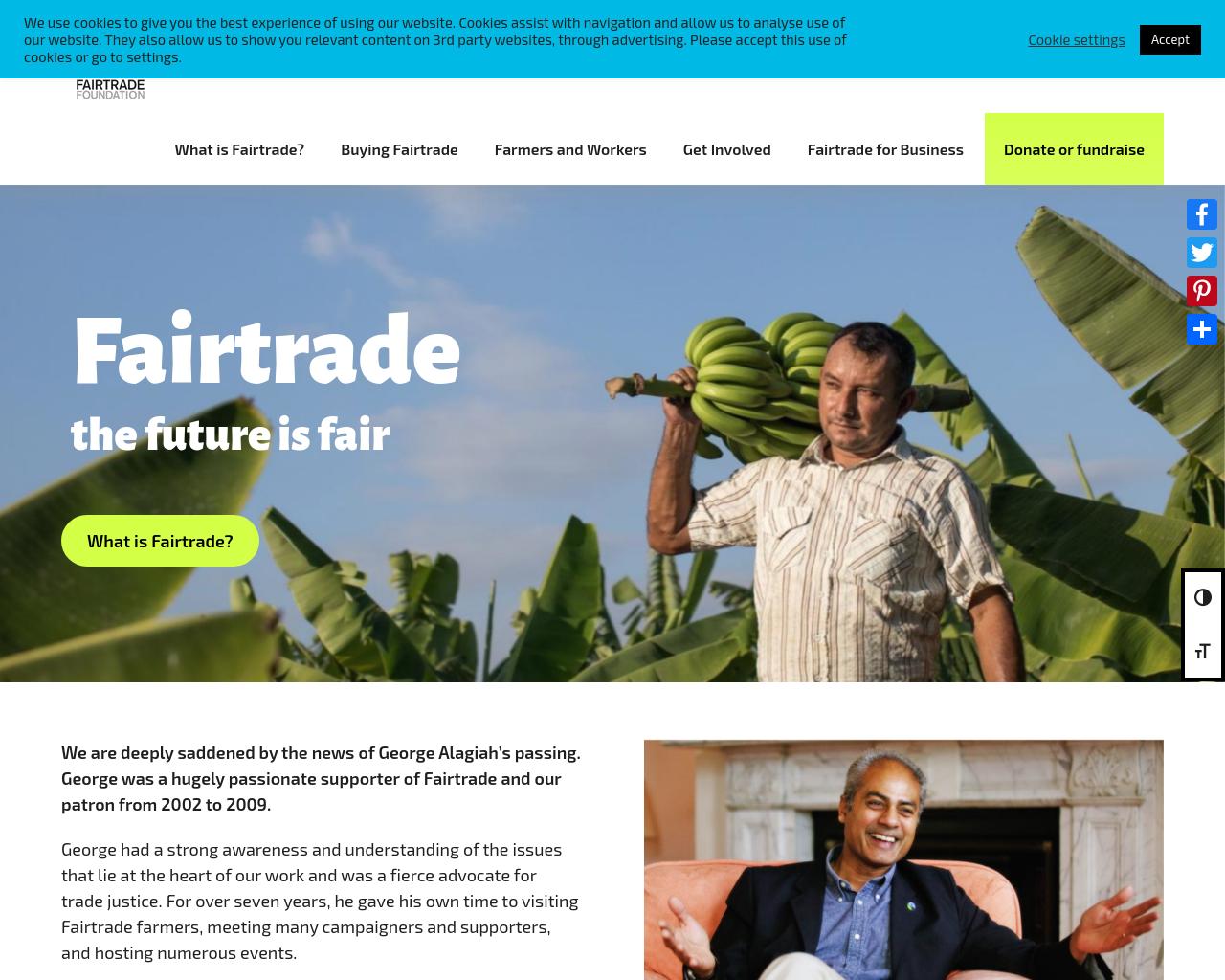 The Fairtrade Foundation