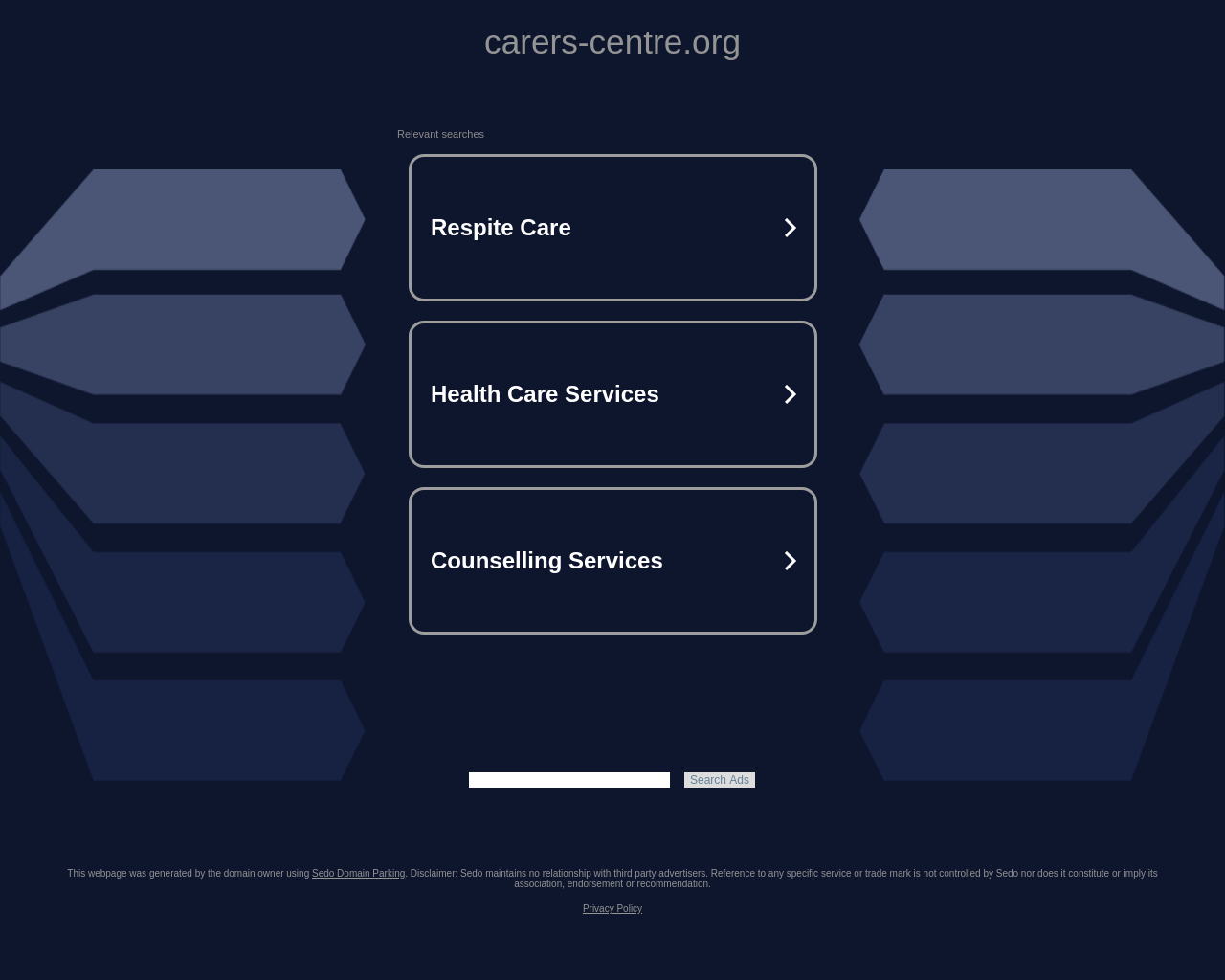 Carer's Centre